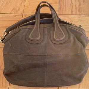 Givenchy Nightingale Bag in Olive